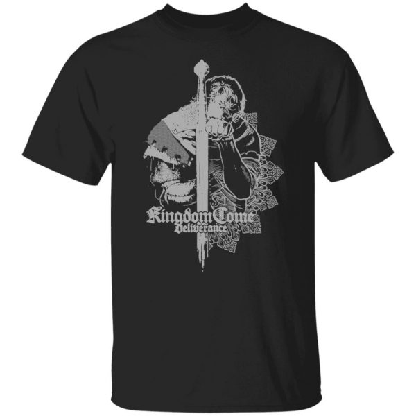 Kingdom Come Deliverance T-Shirts, Hoodies, Sweater Apparel 3