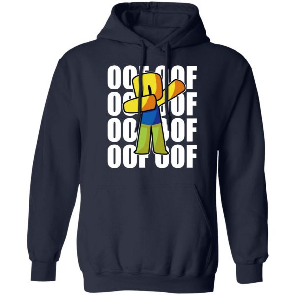 Roblox OOF OOF T-Shirts, Hoodies, Sweater Apparel 10