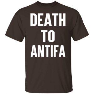Death To Antifa T-Shirts, Hoodies, Sweater Apparel 2