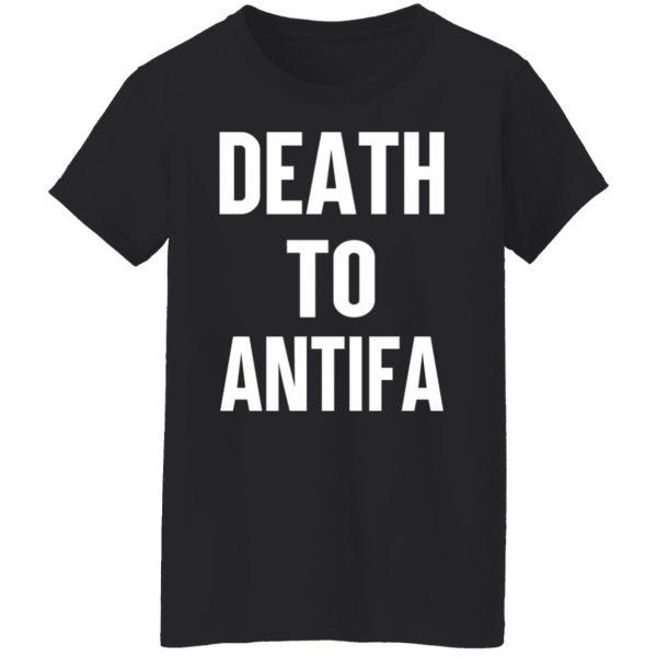Death To Antifa T-Shirts, Hoodies, Sweater Apparel 7