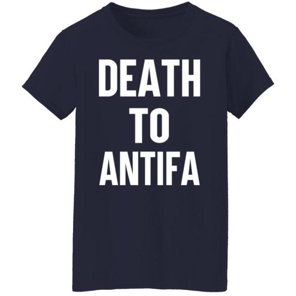 Death To Antifa T-Shirts, Hoodies, Sweater Apparel 8