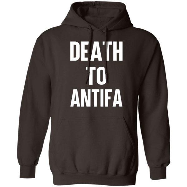 Death To Antifa T-Shirts, Hoodies, Sweater Apparel 11