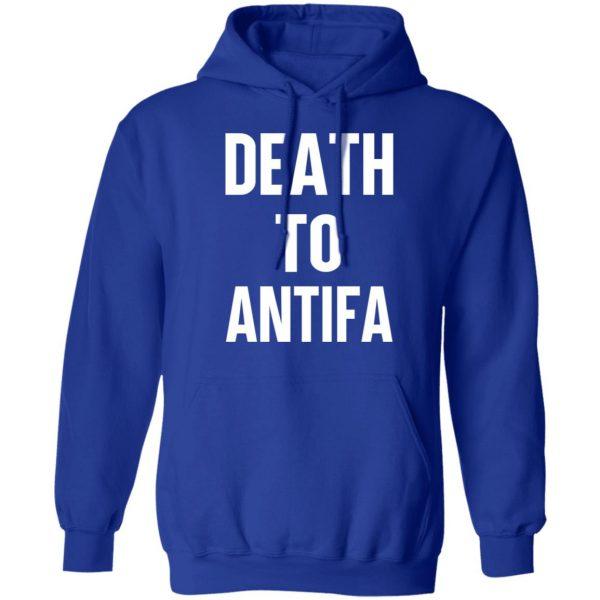 Death To Antifa T-Shirts, Hoodies, Sweater Apparel 12