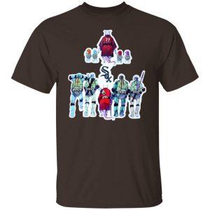 Chicago White Sox Ninja Turtles T-Shirts, Hoodies, Sweater Apparel 2
