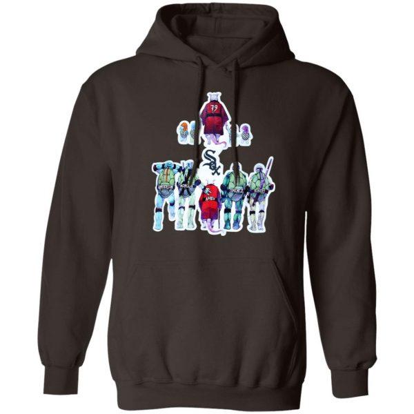 Chicago White Sox Ninja Turtles T-Shirts, Hoodies, Sweater Apparel 11