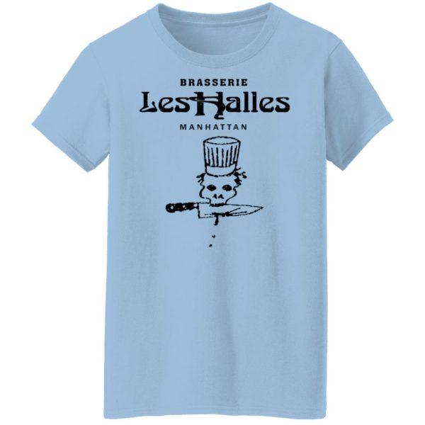 Brasserie Les Halles Manhattan T-Shirts, Hoodies, Sweater Apparel 6
