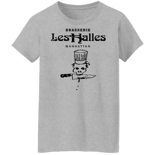 Brasserie Les Halles Manhattan T-Shirts, Hoodies, Sweater Apparel 8