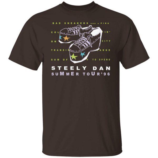 Steely Dan Summer Tour' 96 T-Shirts, Hoodies, Sweater Apparel 4