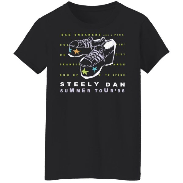 Steely Dan Summer Tour' 96 T-Shirts, Hoodies, Sweater Apparel 7