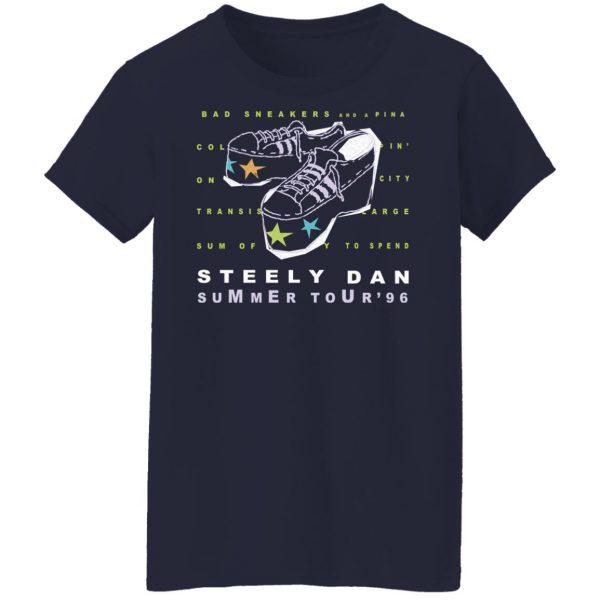 Steely Dan Summer Tour' 96 T-Shirts, Hoodies, Sweater Apparel 8