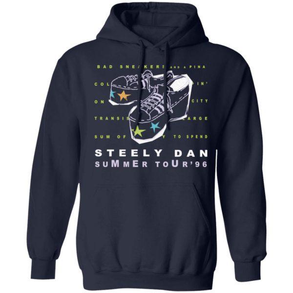 Steely Dan Summer Tour' 96 T-Shirts, Hoodies, Sweater Apparel 10