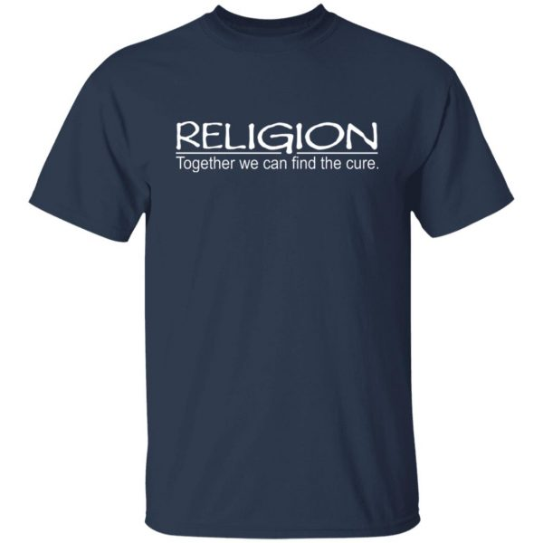 Religion Together We Can Find The Cure T-Shirts, Hoodies, Sweater Apparel 4
