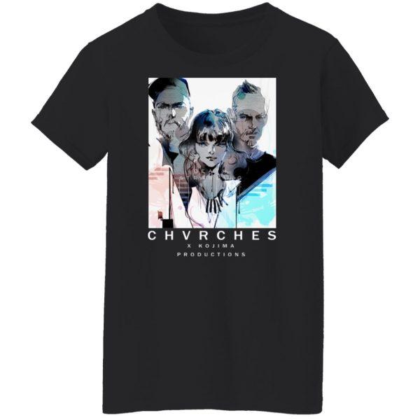 Chvrches X Kojima Productions Death Stranding T-Shirts, Hoodies, Sweater Apparel 7