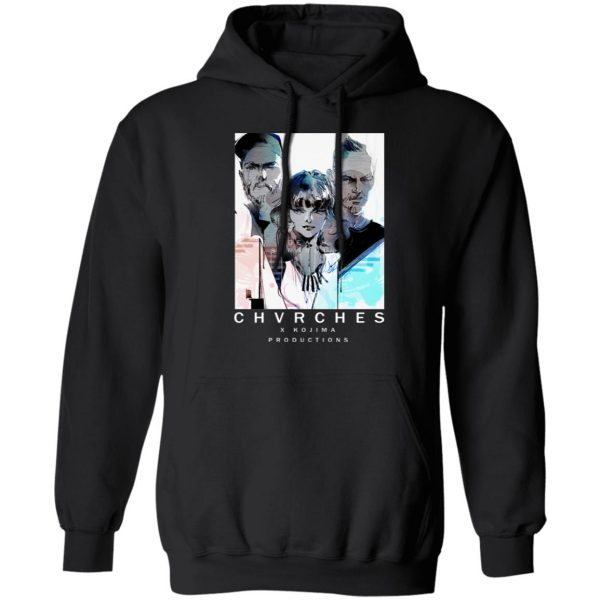 Chvrches X Kojima Productions Death Stranding T-Shirts, Hoodies, Sweater Apparel 9