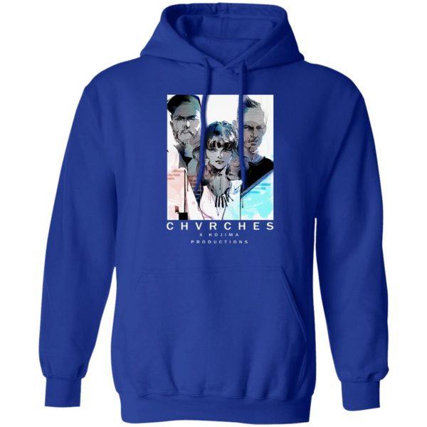 Chvrches X Kojima Productions Death Stranding T-Shirts, Hoodies, Sweater Apparel 12
