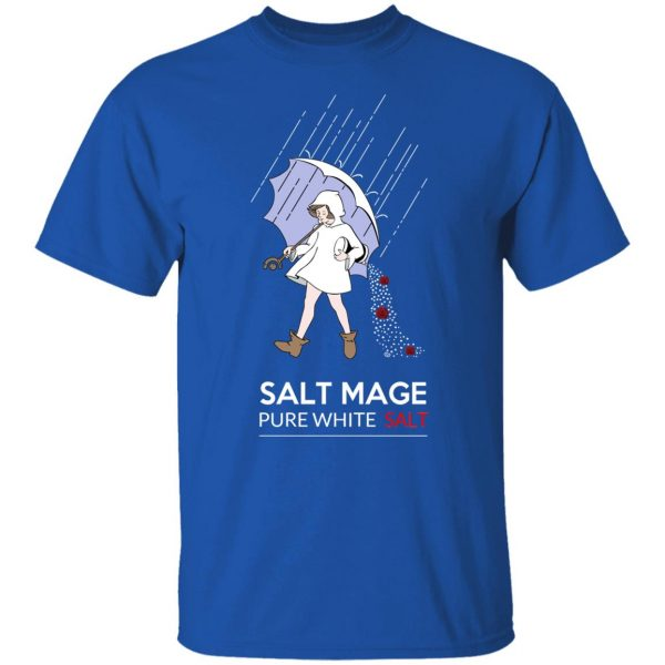 Pure White Salt Mage T-Shirts, Hoodies, Sweater Apparel 6