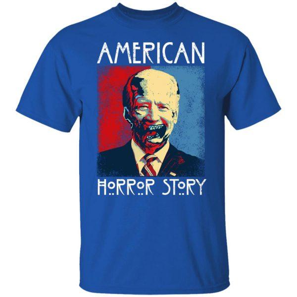 American Horror Story Anti Joe Biden Halloween T-Shirts, Hoodies, Sweater Apparel 6