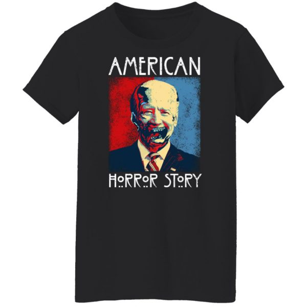 American Horror Story Anti Joe Biden Halloween T-Shirts, Hoodies, Sweater Apparel 7