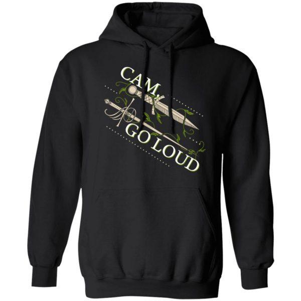 Ninth House Cam Go Loud T-Shirts, Hoodies, Sweater Apparel 9