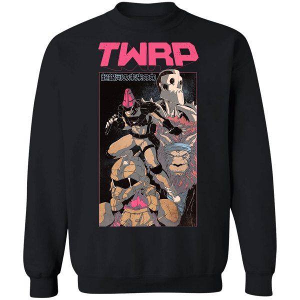 TWRP Fan Art T-Shirts, Hoodies, Sweater Apparel 13