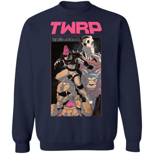 TWRP Fan Art T-Shirts, Hoodies, Sweater Apparel 14