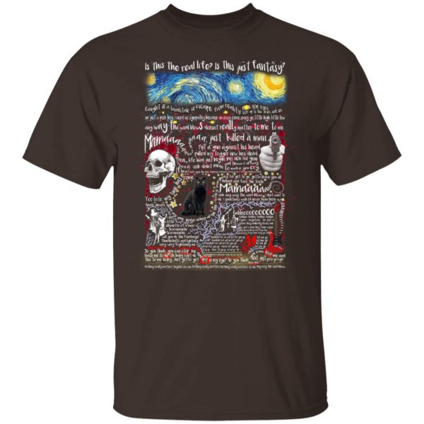 Is This The Real Life Is This Just Fantasy T-Shirts, Hoodies, Sweater Apparel 4