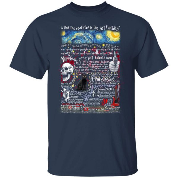 Is This The Real Life Is This Just Fantasy T-Shirts, Hoodies, Sweater Apparel 5