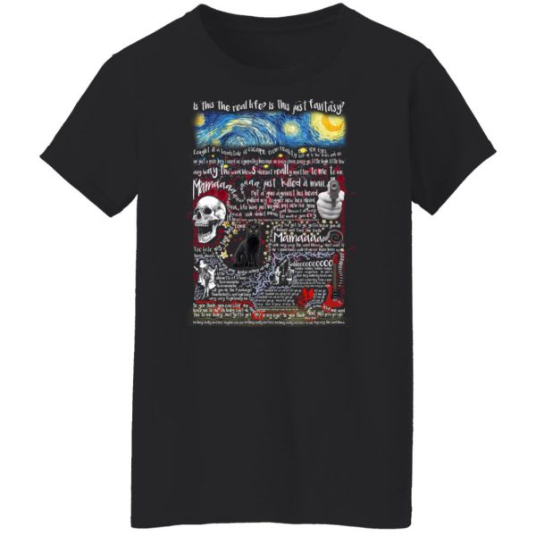 Is This The Real Life Is This Just Fantasy T-Shirts, Hoodies, Sweater Apparel 7
