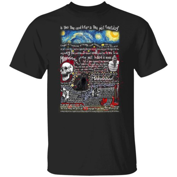 Is This The Real Life Is This Just Fantasy T-Shirts, Hoodies, Sweater Apparel 3